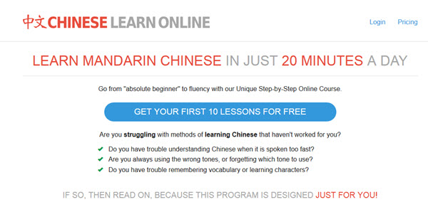 Chinese Learn Online Podcast zum Chinesisch lernen