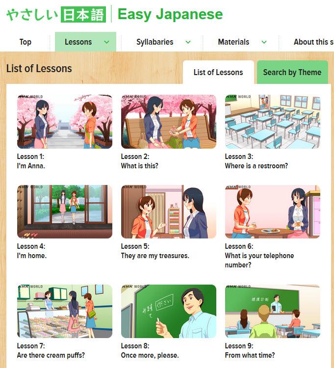 Easy Japanese Podcast zum Japanisch lernen