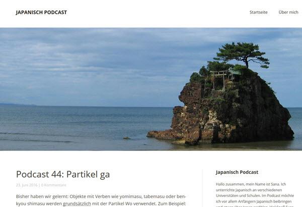 Japanisch Podcast Podcast zum Japanisch lernen