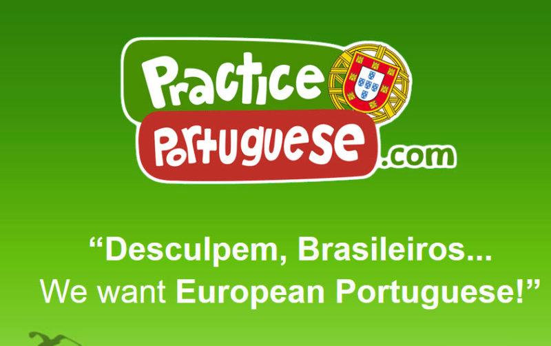 Practice Portuguese Podcast zum Portugiesisch lernen