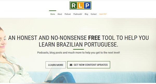 Really Learn Portuguese Podcast zum Portugiesisch lernen