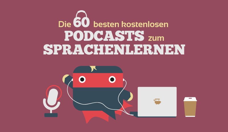 Apprenez des langues avec des podcasts gratuits