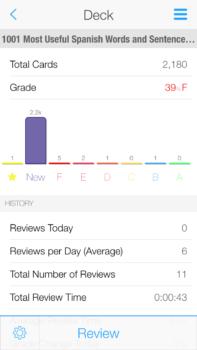 AnkiApp Vokabeltrainer App