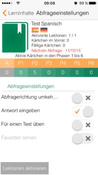 Phase6 Vokabeltrainer App