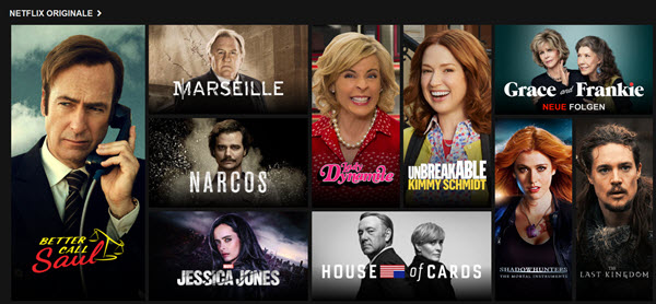 Die besten Sprachtools: Netflix