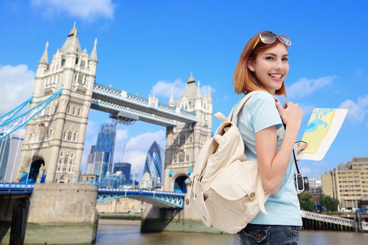 Mach eine Reise ins Ausland, um Deine Fremdsprache zu lernen