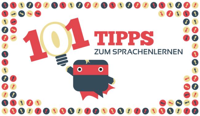 101 Tipps zum Sprachenlernen