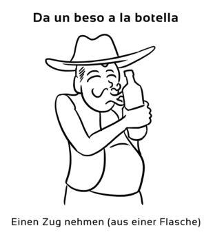 Da-un-beso-a-la-Spanische-Redewendungen-Sprichwörter