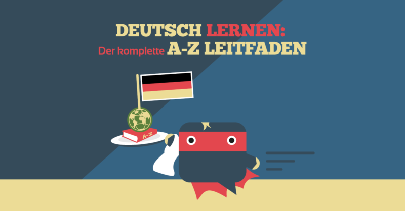 ᐅ Learn German The Complete Step For Step Guide For German Link