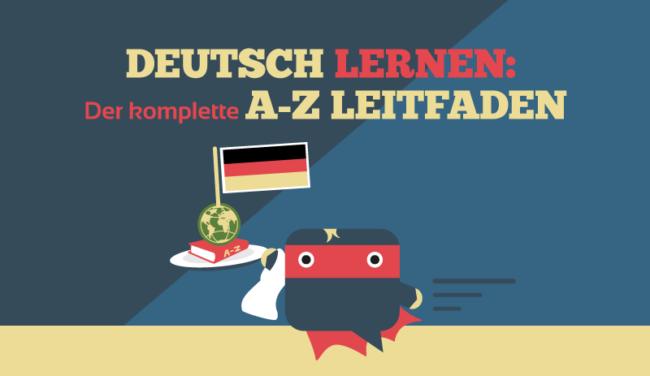 Deutsch-lernen-Leitfaden