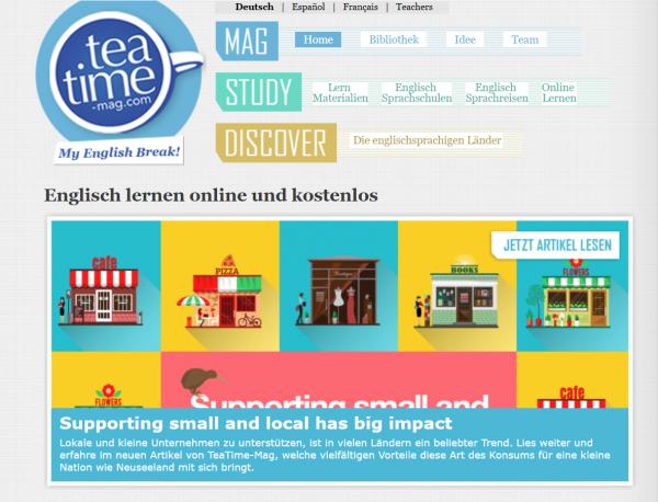 Tea-Time-Englisch-lernen-Audios