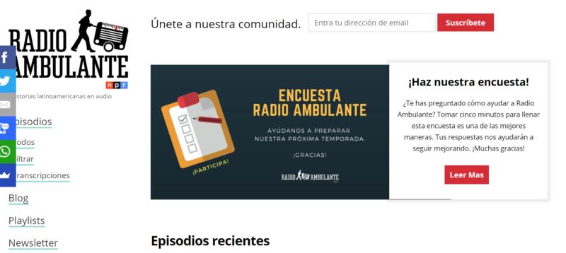 apprendre-espagnol-podcast-radio-ambulatoire