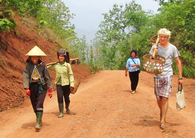 Erlebnisse beim Backpacken in Vietnam