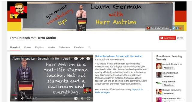 lern-deutsch-mit-herrn-antrim-youtube-kanal-zum-deutsch-lernen