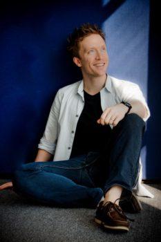 Olly Richards Sprachblogger und Polyglott