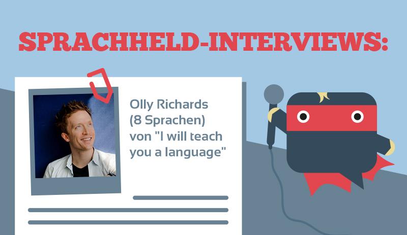 Interview mit Olly Richards Sprachenlernen und Reisen