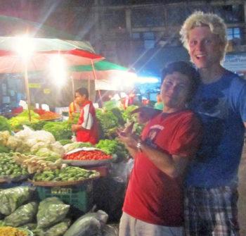 Thailand MArkt Erfahrungen beim Einkaufen
