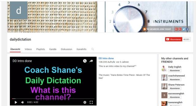 dailydictation-youtube-kanal-zum-englisch-lernen