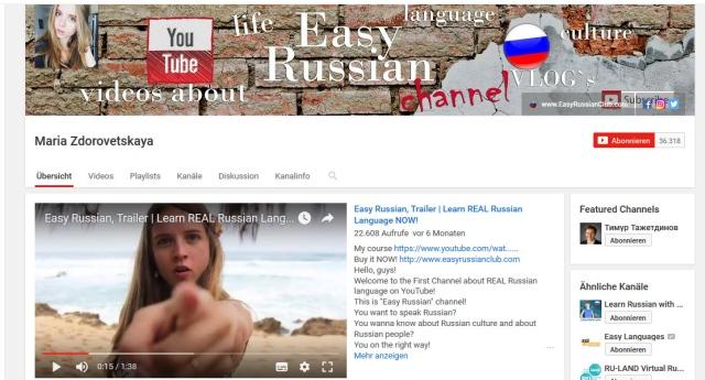 maria-zdorovetskaya-youtube-kanal-zum-russisch-lernen