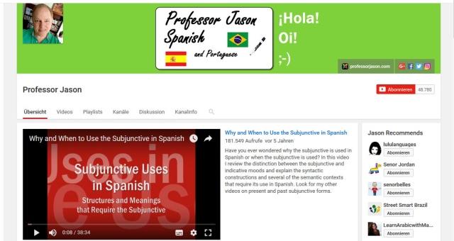 professor-jason-youtube-kanal-zum-portugiesisch-lernen
