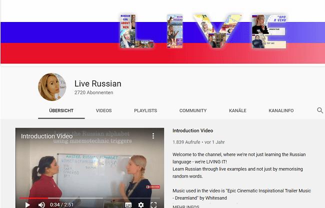 russisch-lernen-youtube-kanal