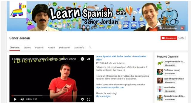 senor-jordanbutterfly-spanish-youtube-kanal-zum-spanisch-lernen