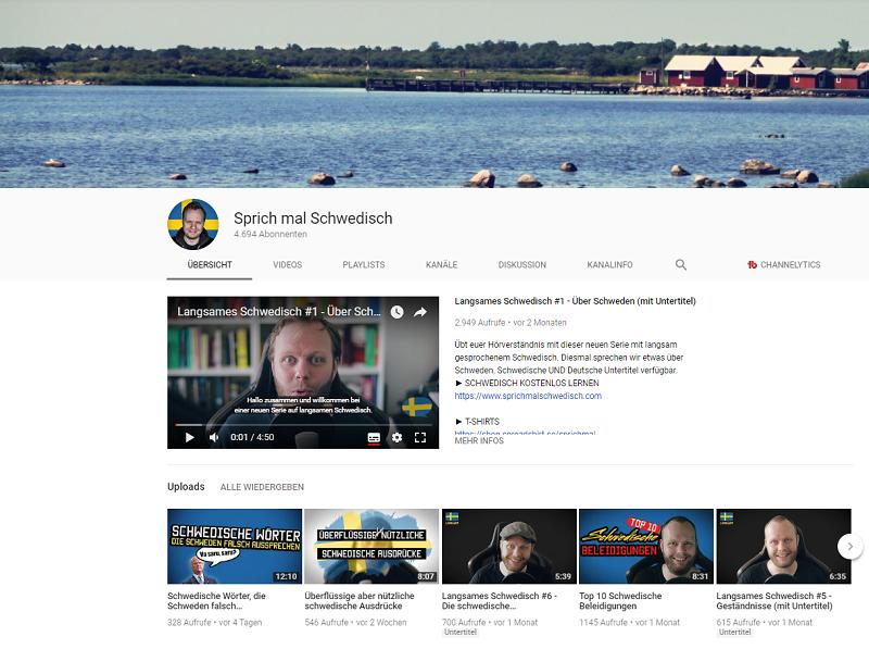 sprich-mal-schwedisch-youtube-schwedisch-lernen
