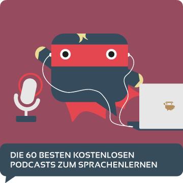 Beste Podcasts Sprachenlernen Uebersicht