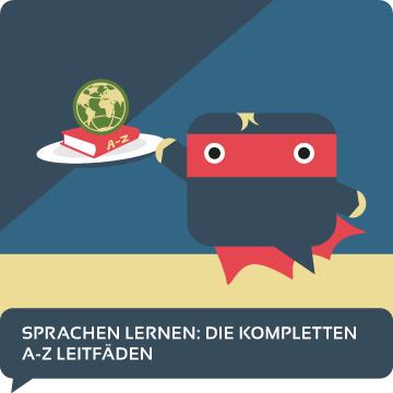 Sprachen lernen Leitfaeden Ubersicht