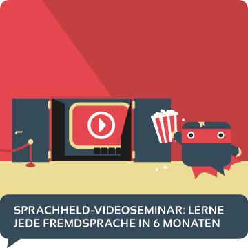Videoseminar Sprachen lernen Uebersicht