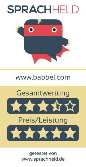 Babbel-Erfahrungen-Bewertung