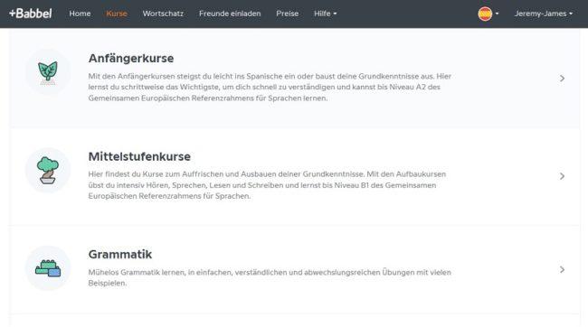 Online-Sprachkurs Babbel im Test