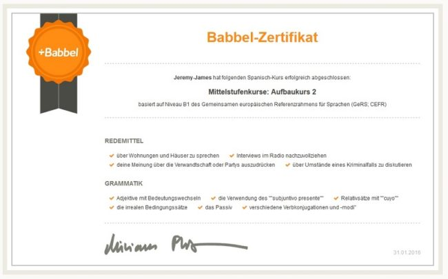 ᐅ Babbel Test Meine Erfahrungen Mit Der Bekannten Sprach App