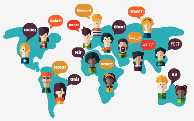 Eine Sprache