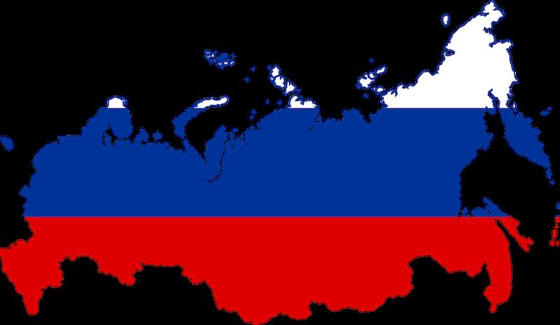 In welchen Ländern das russisches Alphabet (kyrillische Schrift) verwendet