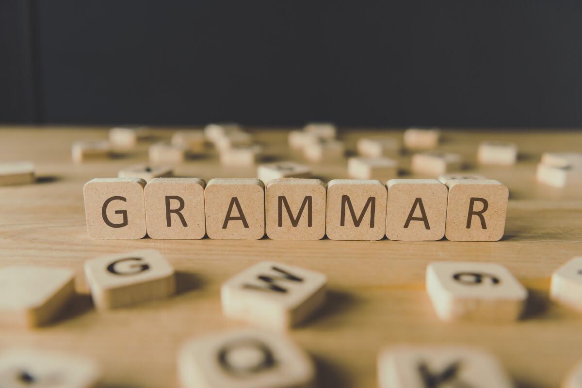 Ist Grammatik lernen wichtig
