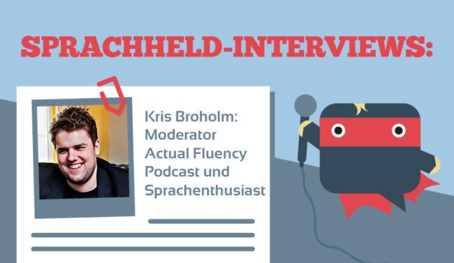 Podcast zum Sprachen lernen