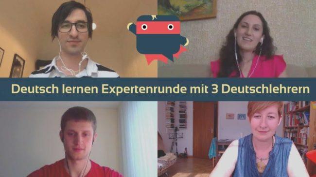 Deutschlehrer verraten Tipps Deutsch lernen