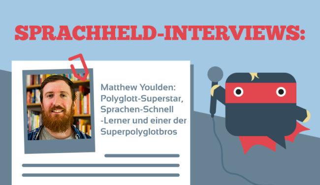 Eine Sprache in einer Woche lernen Matthew Youlden