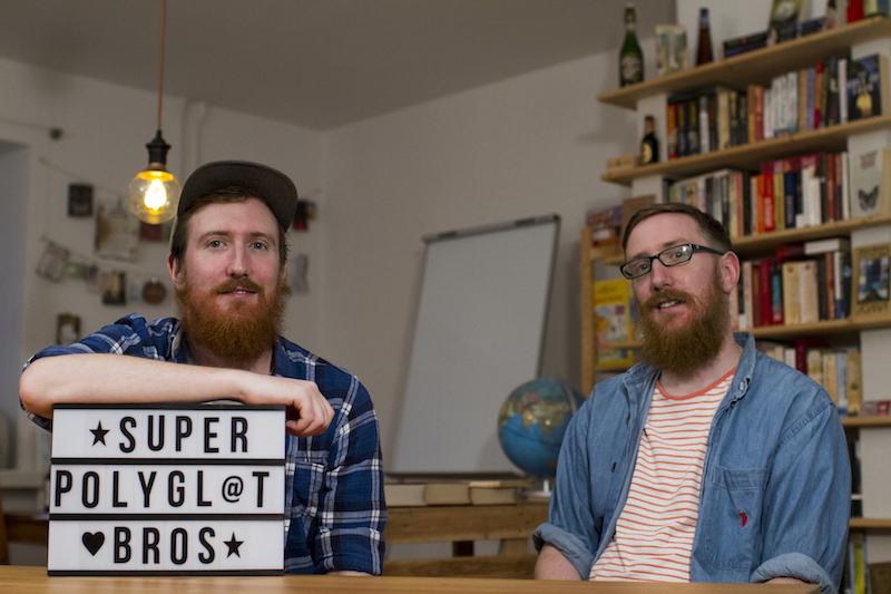 Matthew und Michael Youlden