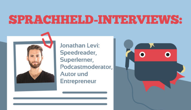 Jonathan Levi Superhuman Speed-Lesen und Speed-Lernen