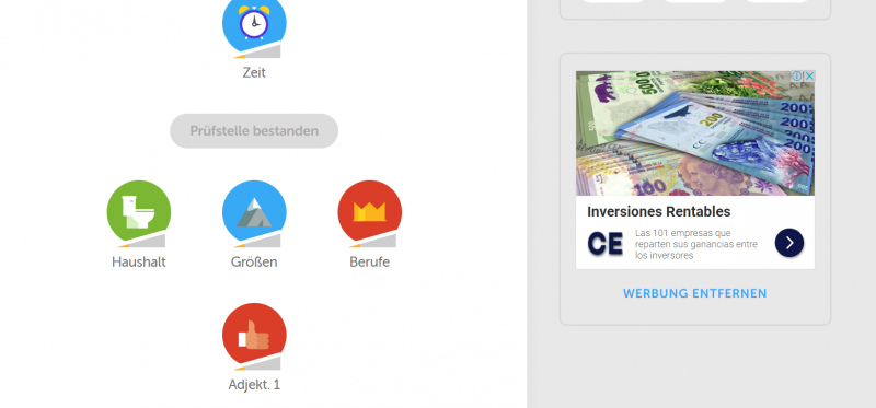 Duolingo-finanziert-verdient-geld-werbung