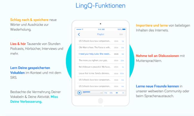 lingq-funktionen-vorteile