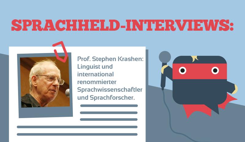 Stephen Krashen Input Hypothese