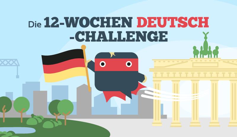 Sprachheld 12 Wochen Deutsch Challenge