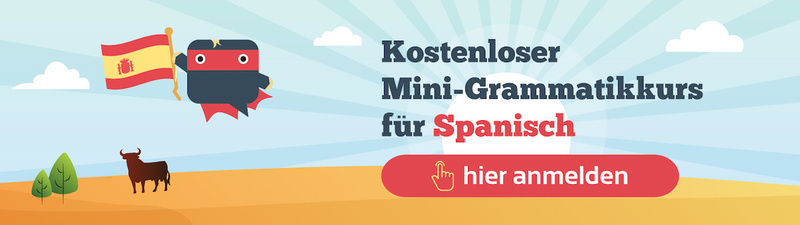 Gratis Spanisch Grammatikkurs