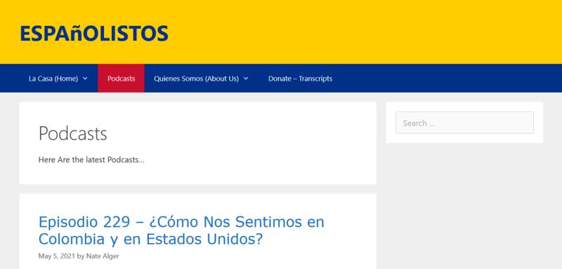 Españolistos Podcast Spanisch lernen