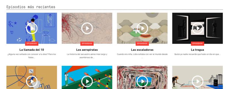 Radio Ambulante Podcast Spanisch lernen
