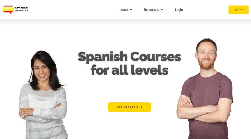 Spanish Obsessed Podcast Spanisch lernen