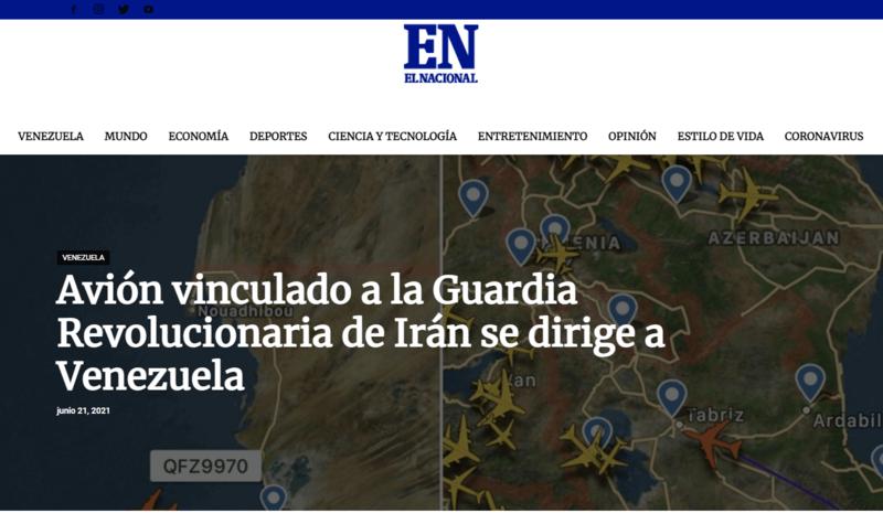 El Nacional Spanische Zeitung